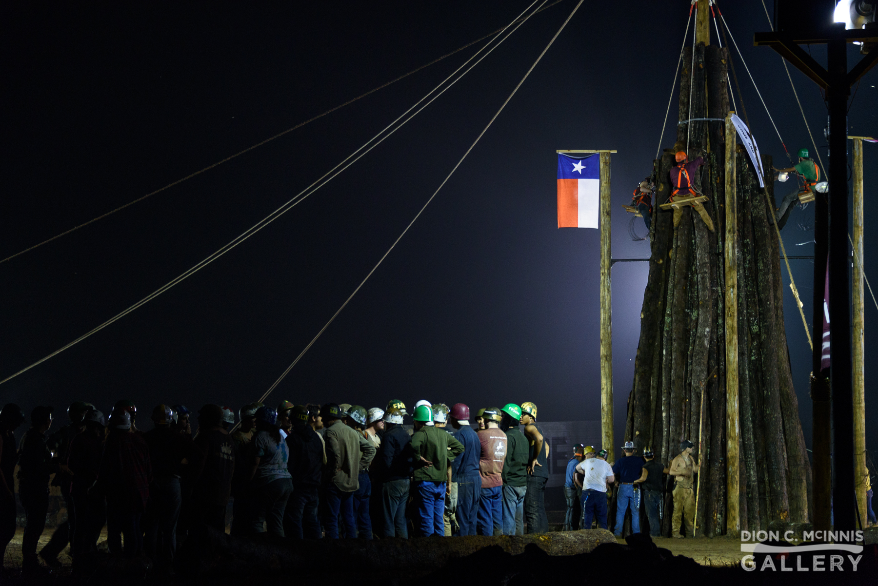 """""""Slam the Stack"""": Of Bonfire and Texas"""